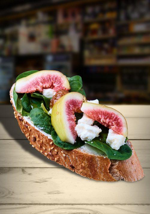 Figový chlebíček