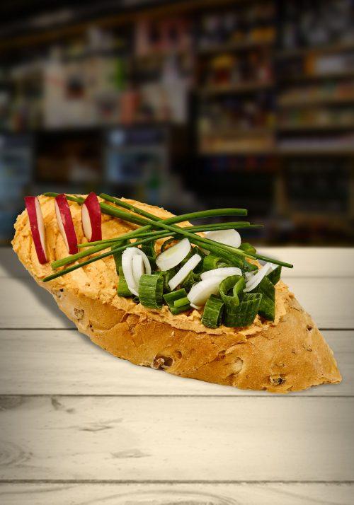 Bryndzový chlebíček